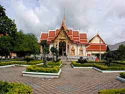 Wat Chalong in Phuket Thailand